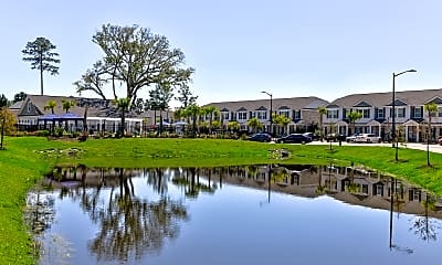 Lake, Rivermoor West Apartments, 1