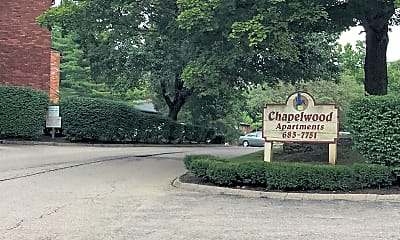 Chapelwood Apartments, 1