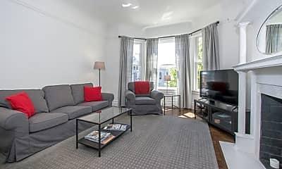 Living Room, 1416 Church Street, 1