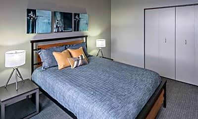 Bedroom, Barley Flats, 2
