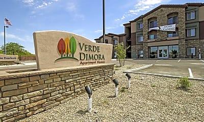 Community Signage, Verde Dimora, 2