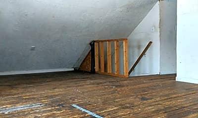 Bedroom, 808 Vine St, 1