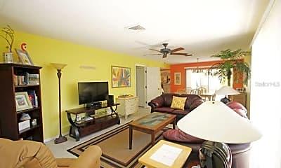Living Room, 6005 Midnight Pass Rd S5, 1