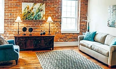 Living Room, High Street Lofts, 1