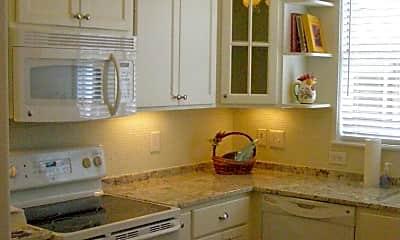 Kitchen, 2055 Herschel St 3, 2