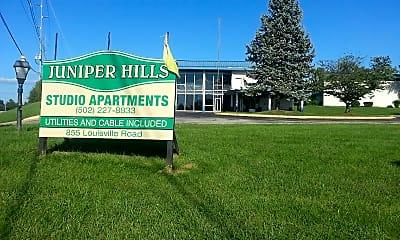 Juniper Hills Apartments, 1