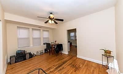 Living Room, 4433 W Fullerton Ave, 2