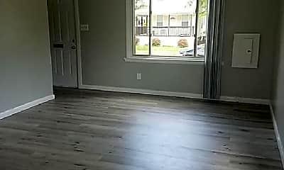 Living Room, 431 Myrtle Ave, 1