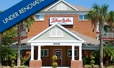 InTown Suites - Orlando Central (XOC), 0
