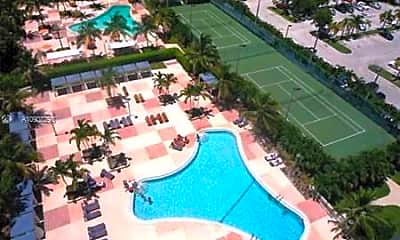 Pool, 19370 Collins Ave PH-25, 2