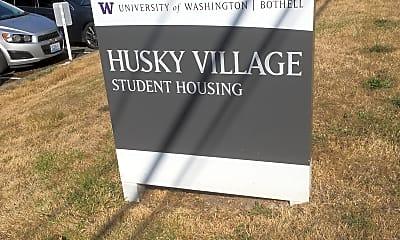 Husky Village Student Housing, 1