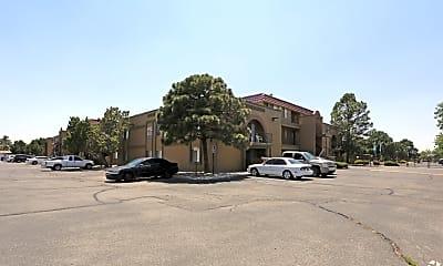 Building, Canyon Vista, 1