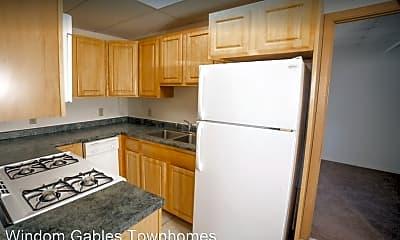 Kitchen, 21 W 61st St, 1