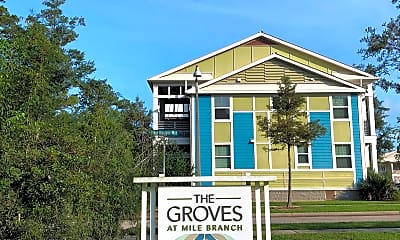 The Groves at Mile Branch, 1