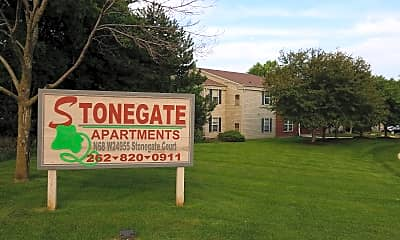 Stonegate Apartments, 1