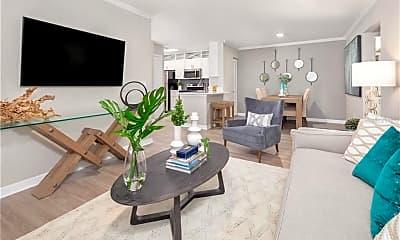 Living Room, 6105 Paddock Glen Dr A1, 0