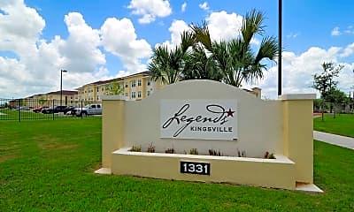 Community Signage, Legends At Kingsville, 2