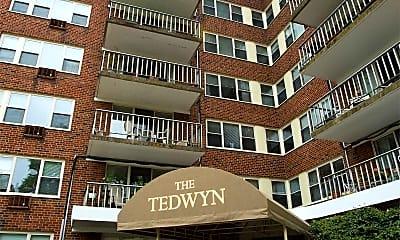 Building, The Tedwyn Apartments, 2