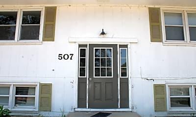 Building, 507 Vilas D, 0