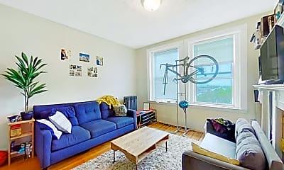 Living Room, 1 Linden St., #4a, 0