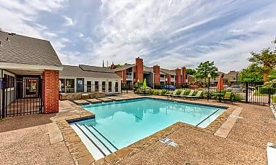 Pool, Ironhorse Flats, 1