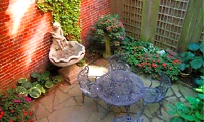 Patio / Deck, 3070 Q St NW, 2