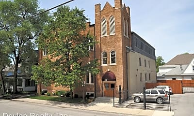 Building, 410 S College Ave, 0