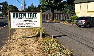 Greentree, 1