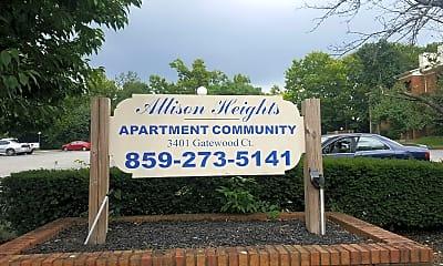 Allison Heights Apartment Community, 1