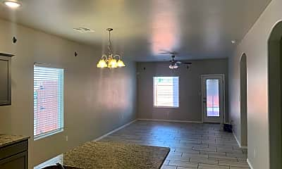 Living Room, 7048 Chaco St, 1