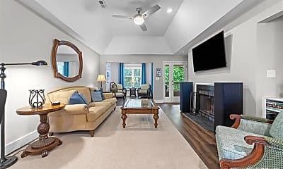 Living Room, 750 Washington St, 1