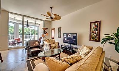 Living Room, 4182 Bay Beach Ln 722, 1