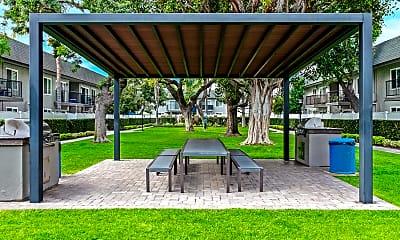 Recreation Area, Beachwood Apartments, 1