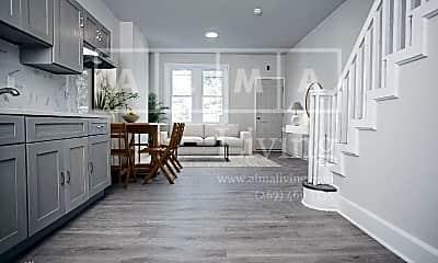Living Room, 2620 N Bancroft St, 1