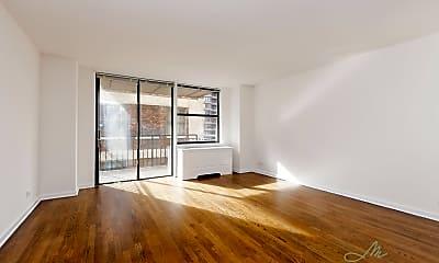 Living Room, 330 E 39th St 16P, 1