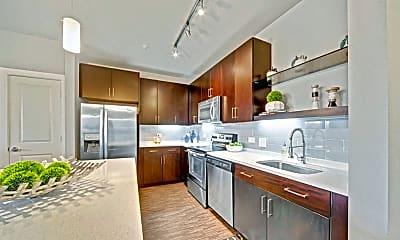 Kitchen, The Metropolitan Apartments, 0