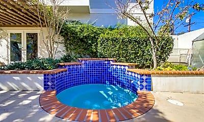 Pool, 250 Soledad Pl, 1