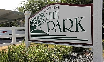 Community Signage, The Park Apartments, 1