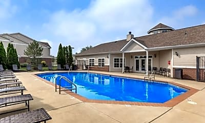 Pool, Echo Ridge, 1