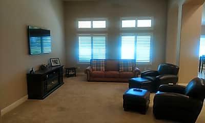Living Room, 1206 Paradise Loop, 1