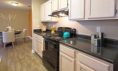Kitchen, Southpoint Crossing, 0