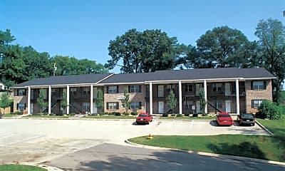 Magnolia Arms Apartments, 1
