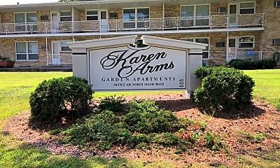 Karen Arms Apartments, 1