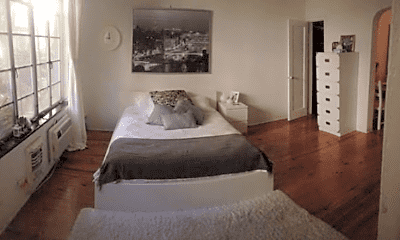 Bedroom, 1038 16th St, 1