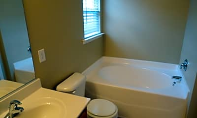 Bathroom, 1601 Brown Owl Drive, 2