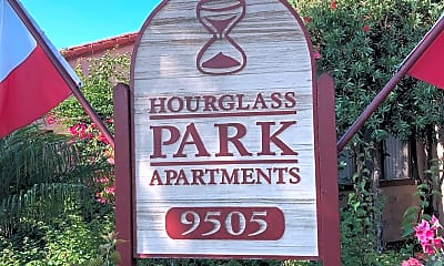 Hourglass Park Apartments, 1