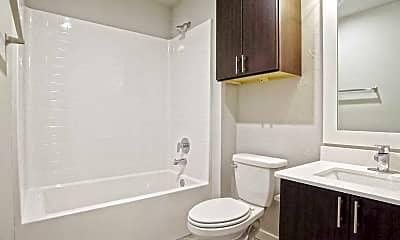 Bathroom, Sebastian Square, 2