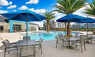 Pool, Aqua Palm Bay, 2