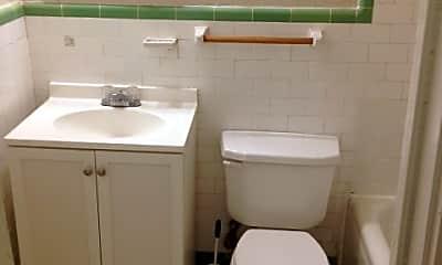 Bathroom, 1624 Holman St, 1