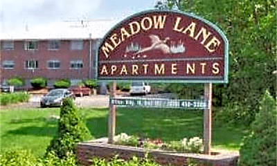 Community Signage, 18 E Meadow Ln, 0